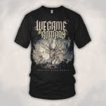 We Came As Romans Tracing Back Roots Black T-Shirt