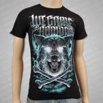 We Came As Romans Wolf Black T-Shirt