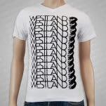 Westland Stacked V Neck T-Shirt