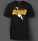 We The Gathered Chief Black T-Shirt