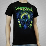 Whitechapel Fist Black T-Shirt
