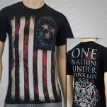 Whitechapel Freedom Black T-Shirt