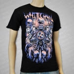 Whitechapel Sawblades Black T-Shirt