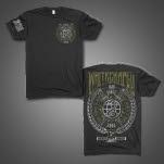 Whitechapel Takeover Black T-Shirt