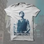 William Beckett Standing Photo White T-Shirt