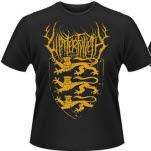 Winterfylleth Three Lions T-Shirt