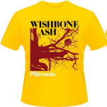 Wishbone Ash Pilgrimage T-Shirt