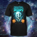 Within The Ruins Face Black T-Shirt