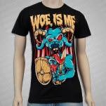 Woe Is Me Goatman Black T-Shirt