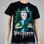 Woe Of Tyrants Judge Black T-Shirt