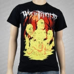Woe Of Tyrants Mire Black T-Shirt