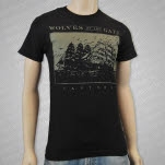 Wolves At The Gate Captors Black T-Shirt