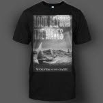 Wolves At The Gate Look Beyond The Waves Black T-Shirt