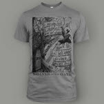 Wolves At The Gate Slaves Heather Grey T-Shirt