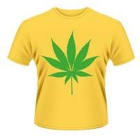 X Brand Cannibis Leaf T-Shirt
