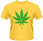 X Brand Cannibis Leaf T-Shirt