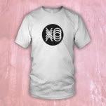 XO Circle Logo White T-Shirt