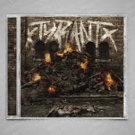 xTYRANTx Extinction CD