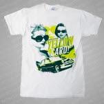 Yellowcard Girls White T-Shirt