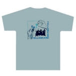Yellowcard Hands Light Blue T-Shirt