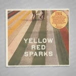 official Yellow Red Sparks ST CD