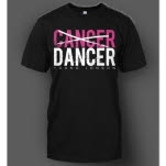 Young London Dancer Black T-Shirt