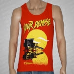 Your Demise Bay Red Tank Top
