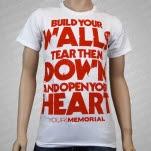Your Memorial Walls White T-Shirt