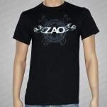 Zao Antelope Black T-Shirt
