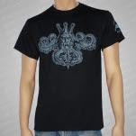 Zao Zeus Black T-Shirt