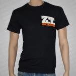 Zero Tolerance Buffalo Hardcore Black T-Shirt