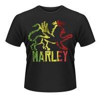 Ziggy Marley Lion T-Shirt