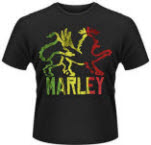 Ziggy Marley Lion T-Shirt