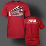 ZTT Records 30 Red T-Shirt