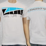 ZTT Records The Organization of Pop White T-Shirt